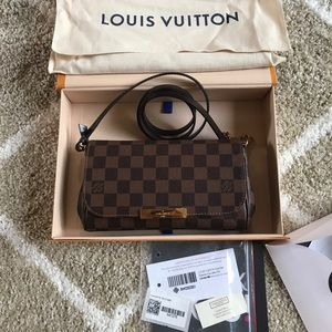 Louis Vuitton Favorite PM Crossbody Bag (2017)
